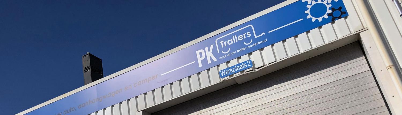 Werkplaats 2, PK Trailers